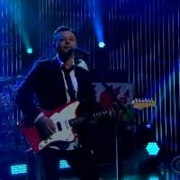 VIDEO: Manic Street Preachers Perform 'A Design for Life' on CORDEN