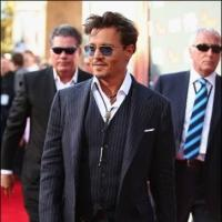 Photo Flash: Johnny Depp & More Attend THE LONE RANGER Premiere at Disney's California Adventure