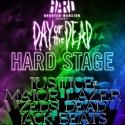 Lineup for Hard Haunted Mansion's DAY OF THE DEAD Announced