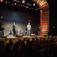 Rob Bell & Pete Holmes Coming to Boulder Theater