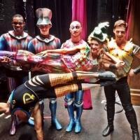 Photo Flash: Saturday Intermission Pics October 18 - Part 2 - PIPPIN Tour Celebrates Cast Bonding, and More! Photos