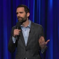 VIDEO: Phil Hanley Performs Stand-Up on LATE NIGHT WITH SETH MEYERS