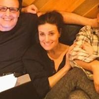 New Music?! Idina Menzel Teases New Music From Recording Studio