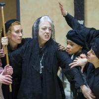BWW Reviews: Cruella in a Mantilla?: BERNARDA ALBA at FPCT Needs Some Rethinking