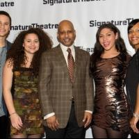 Photo Coverage: Inside Opening Night of Signature Theatre's HOW I LEARNED WHAT I LEARNED