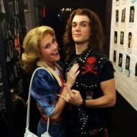 Justin Matthew Sargent Steps in for Injured Constantine Maroulis at ROCK OF AGES
