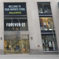 Forever 21 Opened New Fifth Avenue Store