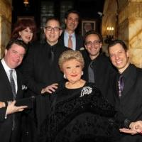 Photo Coverage: Marilyn Maye Honored at the Friars Club Photos