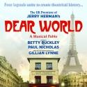 Poster Revealed and Cast Announced for Betty Buckley and Paul Nicholas-Led UK Revival of Jerry Herman's DEAR WORLD