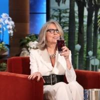 Watch Diane Keaton Reveal Kissing Secrets & More on Today's ELLEN