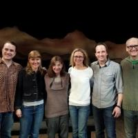 Photo Flash: Playwright Beth Henley Visits TACT's ABUNDANCE Off-Broadway