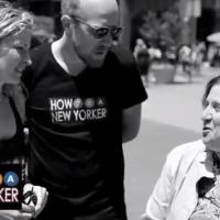 STAGE TUBE: HOW TO BE A NEW YORKER Takes Tony Hopes to the Street