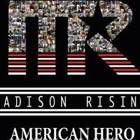 "Madison Rising Reveals ""American Hero"" Album Cover and Track Listing"