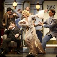 Photo Flash: All Aboard! First Look at Kristin Chenoweth, Peter Gallagher and More in Broadway's ON THE TWENTIETH CENTURY