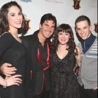 Photo Coverage: Inside Opening Night of SHEA: PRINCE OF CHRISTMAS