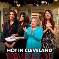 TV Land's HOT IN CLEVELAND Season Premiere Airs Live Tonight!