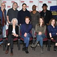 Photo Coverage: Manhattan Theatre Club's AIRLINE HIGHWAY Cast Meets the Press; Broadway Previews Begin in April!