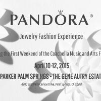 The PANDORA Jewelry Fashion Experience Set for Coachella