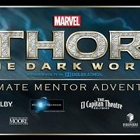 Winners of MARVEL'S THOR: THE DARK WORLD Ultimate Mentor Adventure Announced