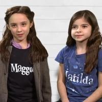 MATILDA'S Leading Ladies Take EW's Pop Culture Personality Quiz