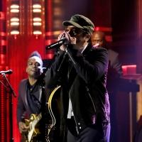 VIDEO: Jimmy Fallon Steps In for Injured Musical Guest Bono on TONIGHT SHOW
