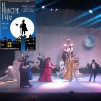El Pr�ncipe Feliz: Un musical de oro, �orgullosamente mexicano!