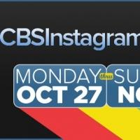 CBS Stars to Get Social with Week-Long #CBSInstagram Takeover