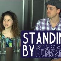 STAGE TUBE: ANNIE Swings Alyssa Friedman and David Rossetti on STANDING BY