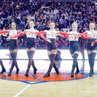 The Rockettes Preview NEW YORK SPRING SPECTACULAR At Knicks Game
