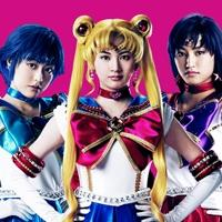 Preview of New SAILOR MOON Stage Musical Livestreamed at 20th Anniversary Event Today
