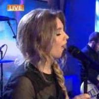 VIDEO: Ella Henderson Performs Hit Single 'Ghost' on TODAY