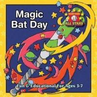 Little League Coach Releases MAGIC BAT DAY
