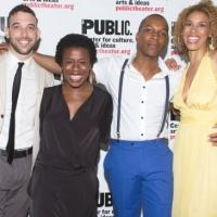 Photo Coverage: Inside Opening Night of Public Theater's VENICE