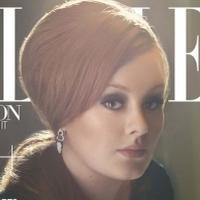 Photo Coverage: Adele's Second Elle Cover