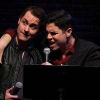 Photo Coverage: Brett Ryback and Alexander Sage Oyen Visit Murderous Musical Mondays at MURDER FOR TWO!