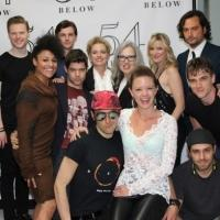 Photo Coverage: Jeremy Jordan, Josh Young, Constantine Maroulis & More Sing Jim Steinman at 54 Below!