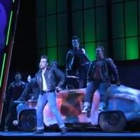 STAGE TUBE: GREASE at Walnut Street Theatre - Highlights!