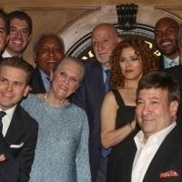 Photo Coverage: Bernadette Peters, Danny Aiello, Mayor David Dinkins & Others Celebrate Irv Welzer at the Friars