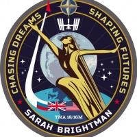 Sarah Brightman Unveils Unique Mission Patch & Reveals Mission Statement For Space Journey