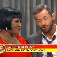 VIDEO: Patti Labelle & Artem Talk DANCING WITH THE STARS Elimination; Watch Show Highlights