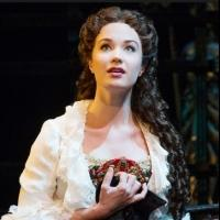 Sierra Boggess' Weekly PHANTOM OF THE OPERA Schedule Announced