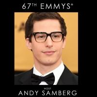 Just In: Andy Samberg to Host 67TH PRIMETIME EMMY AWARDS