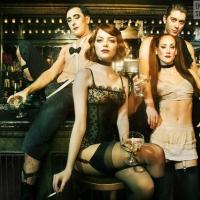 Photo Flash: Emma Stone, Alan Cumming in All-New CABARET Vanity Fair Photo Shoot