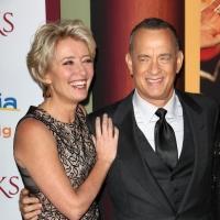 Photo Flash: Dick Van Dyke, Julie Andrews Join Hanks, Thompson at SAVING MR. BANKS Premiere