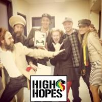 The High Hopes Band WINS 2015 New England Music Award for Best in State of Massachusetts
