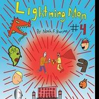LIGHTNING MAN #4 Now Available for Kindle, Nook, iPad and More