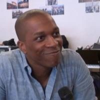 BWW TV EXCLUSIVE: Leslie Odom, Jr. Talks VENICE at the Public Theater- Go Behind the Scenes at Rehearsal!