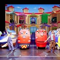 CHUGGINGTON LIVE! Will Make North American Premiere at Beacon Theatre This May!