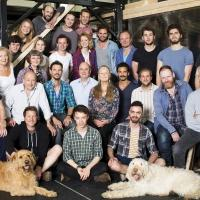 Photo Flash: In Rehearsal with the Company of West End's SHAKESPEARE IN LOVE!