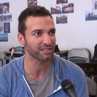 BWW TV EXCLUSIVE: Haaz Sleiman Talks VENICE at the Public Theater- Go Behind the Scenes at Rehearsal! Video